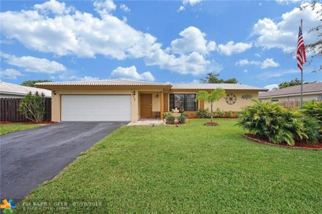 10655 NW 40th St, Coral Springs, FL 33065 (MLS #F10132449) :: Green Realty Properties