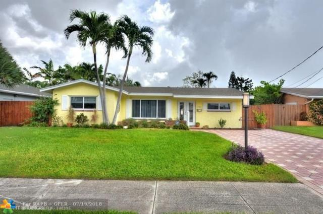 1757 NW 36TH CT, Oakland Park, FL 33309 (MLS #F10132459) :: Green Realty Properties