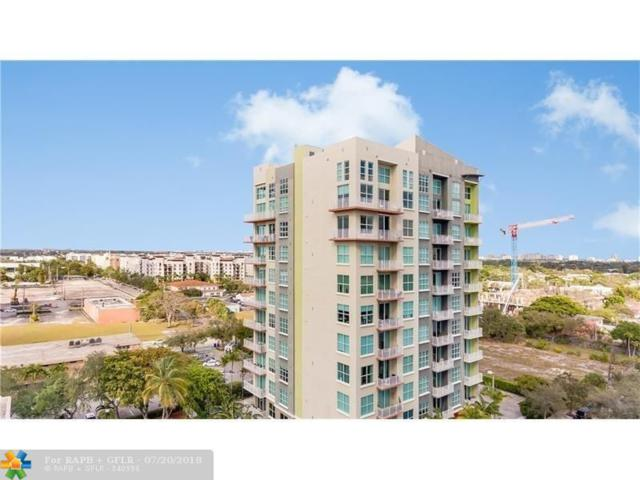 313 NE 2nd St #605, Fort Lauderdale, FL 33301 (MLS #F10132533) :: The O'Flaherty Team