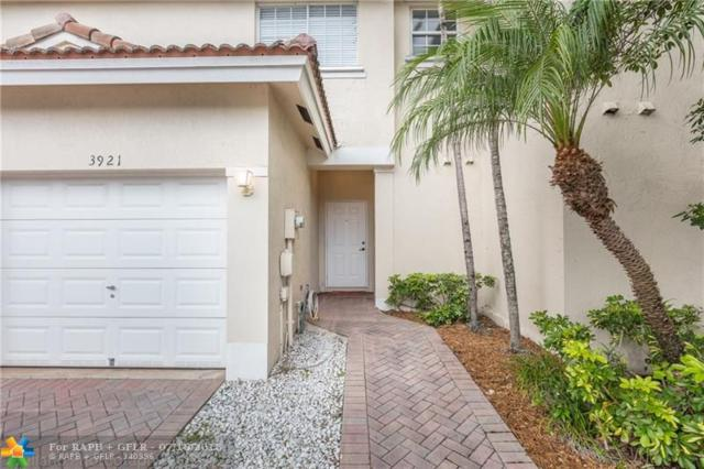 3921 NW 92nd Ave #3921, Sunrise, FL 33351 (MLS #F10132545) :: Green Realty Properties