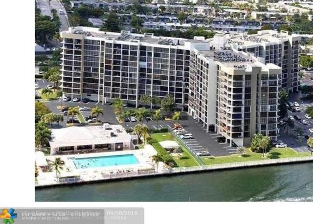 600 Parkview Dr #802, Hallandale, FL 33009 (MLS #F10132603) :: Green Realty Properties