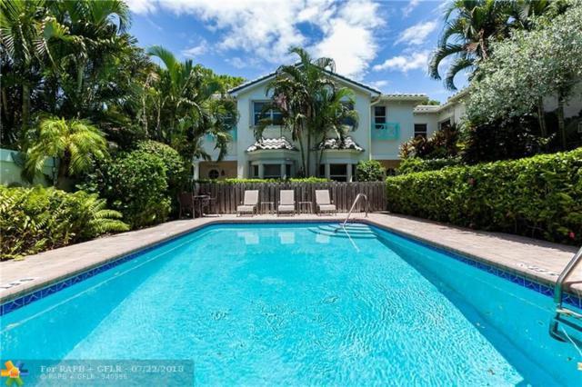 700 NE 7th Ave #7, Fort Lauderdale, FL 33304 (MLS #F10132608) :: Green Realty Properties