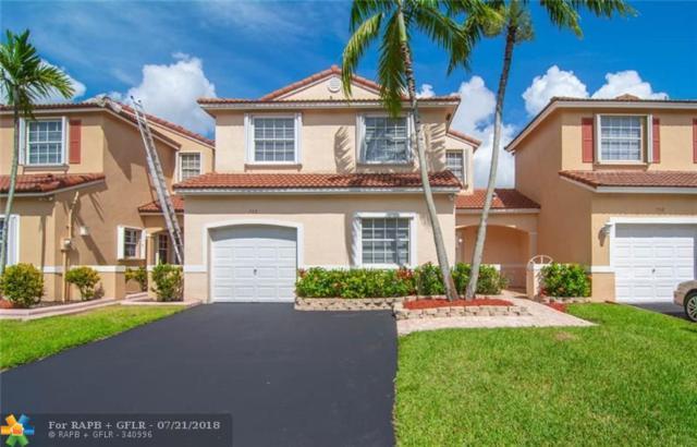 722 NW 173rd Ter, Pembroke Pines, FL 33029 (MLS #F10132634) :: Green Realty Properties