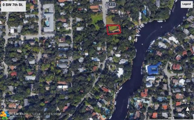 0 SW 7th St, Fort Lauderdale, FL 33312 (MLS #F10132646) :: Green Realty Properties