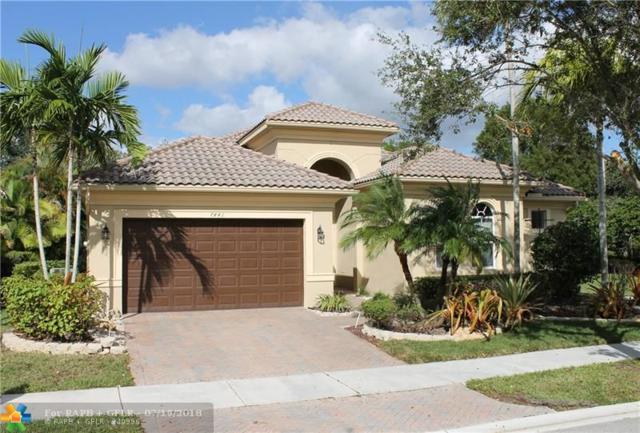 7441 NW 115TH TER, Parkland, FL 33076 (MLS #F10132647) :: The O'Flaherty Team