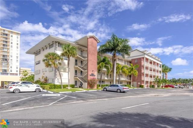440 Paradise Isle Blvd #107, Hallandale, FL 33009 (MLS #F10132648) :: Green Realty Properties