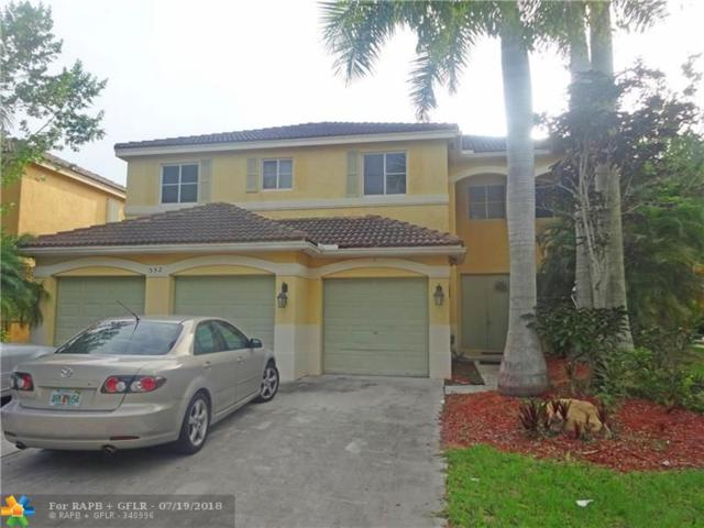 552 Penta  Ct, Weston, FL 33327 (MLS #F10132671) :: Green Realty Properties