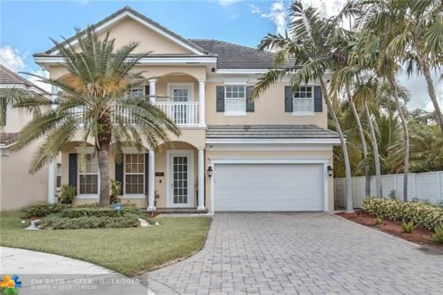 1321 SW 21st Ct, Fort Lauderdale, FL 33315 (MLS #F10132698) :: Green Realty Properties