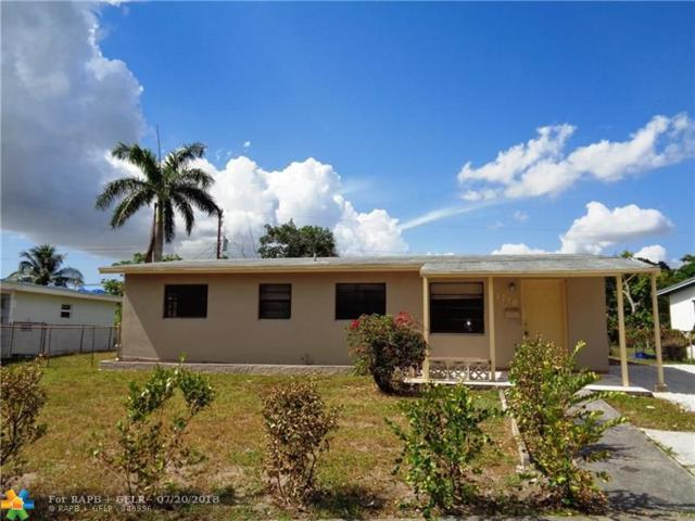 1716 NW 15th Ct, Fort Lauderdale, FL 33311 (MLS #F10132810) :: Green Realty Properties
