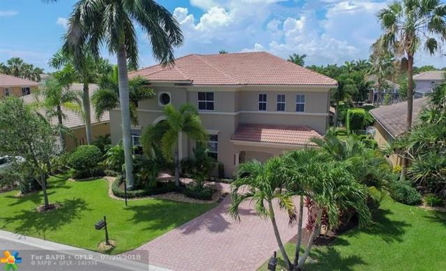 12740 NW 65th Dr, Parkland, FL 33076 (MLS #F10132815) :: Green Realty Properties