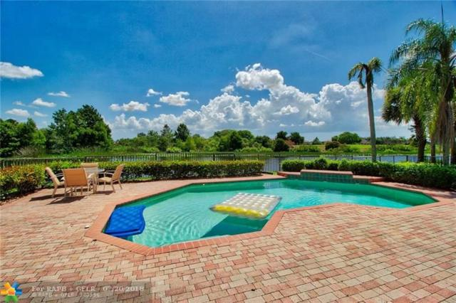 6884 NW 126th Ave, Parkland, FL 33076 (MLS #F10132817) :: The O'Flaherty Team