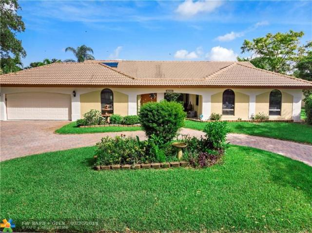 10962 NW 12th Dr, Coral Springs, FL 33071 (MLS #F10132818) :: Green Realty Properties
