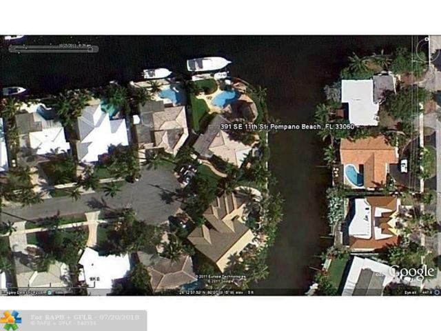 391 SE 11th St, Pompano Beach, FL 33060 (MLS #F10132863) :: The O'Flaherty Team