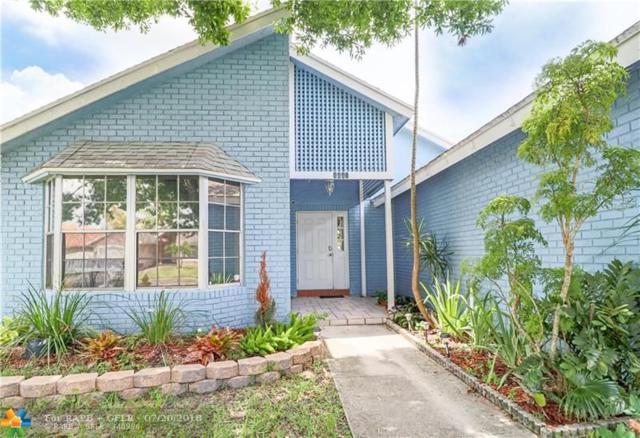 4441 NW 99th Ter, Sunrise, FL 33351 (MLS #F10132936) :: Green Realty Properties