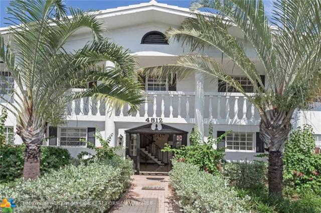 4812 NE 23rd Ave #7, Fort Lauderdale, FL 33308 (MLS #F10132942) :: Green Realty Properties