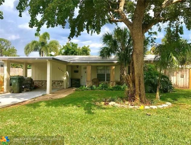 4650 NE 5th Ave, Oakland Park, FL 33334 (MLS #F10132943) :: Green Realty Properties