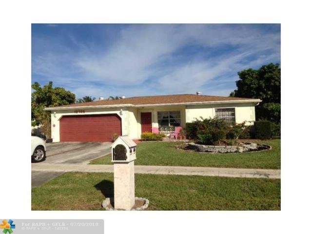 10705 Eland St, Boca Raton, FL 33428 (MLS #F10132953) :: Green Realty Properties