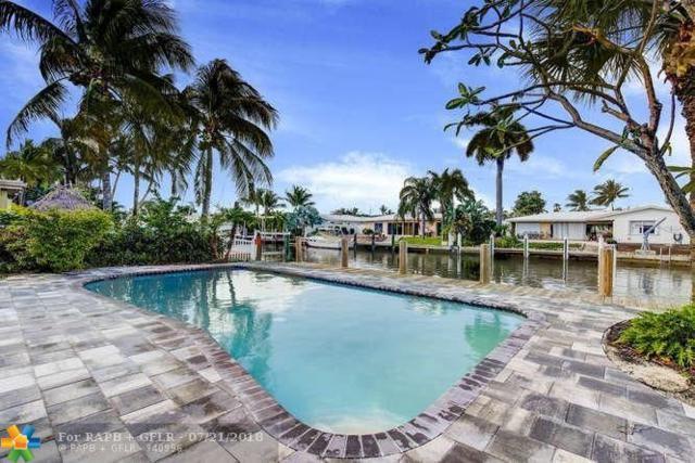 1061 NE 27th Ter, Pompano Beach, FL 33062 (MLS #F10133004) :: Green Realty Properties