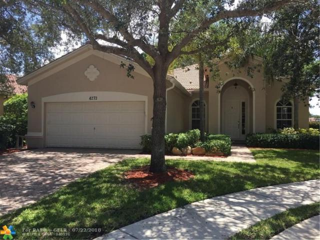 4273 E Seneca Ave, Weston, FL 33332 (MLS #F10133064) :: Green Realty Properties