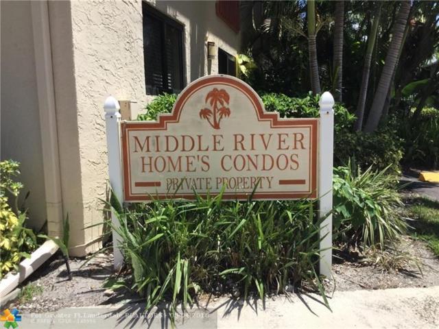 2914 NE 8th Ter #201, Oakland Park, FL 33334 (MLS #F10133097) :: Green Realty Properties