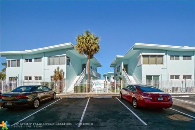 3025 Harbor Dr #14, Fort Lauderdale, FL 33316 (MLS #F10133114) :: Green Realty Properties