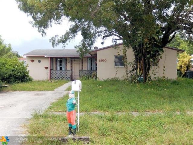 6910 Sw 1st St, Margate, FL 33068 (MLS #F10133159) :: Green Realty Properties