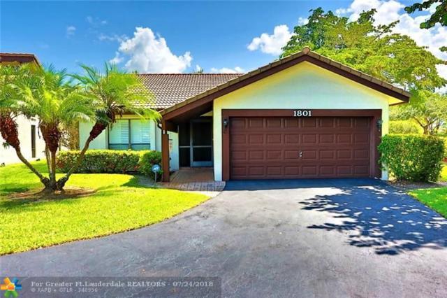 1801 Riverwood Ln, Coral Springs, FL 33071 (MLS #F10133192) :: Green Realty Properties