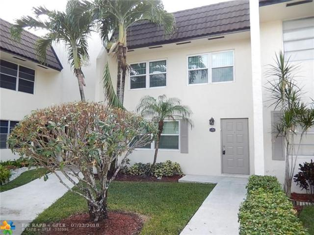 9050 NW 28th St #109, Coral Springs, FL 33065 (MLS #F10133238) :: Green Realty Properties