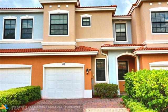 108 Gramercy Square Drive #108, Delray Beach, FL 33484 (MLS #F10133249) :: Green Realty Properties