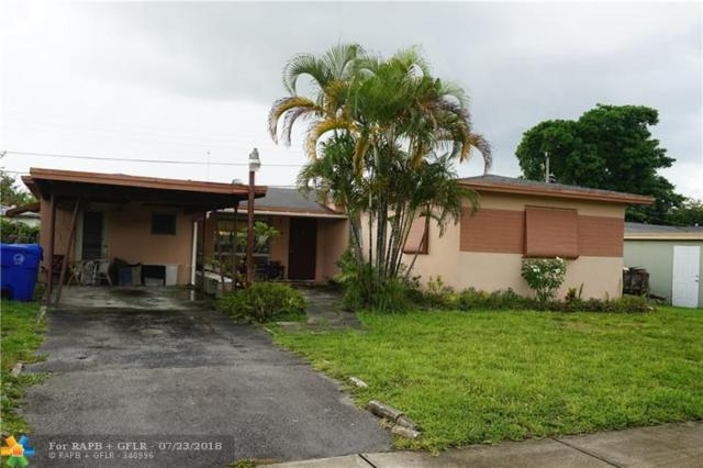 4151 SW 36th St, Hollywood, FL 33023 (MLS #F10133302) :: Green Realty Properties