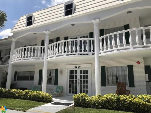3209 NE 36th St #1, Fort Lauderdale, FL 33308 (MLS #F10133326) :: Green Realty Properties