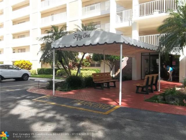 3080 N Course Dr #608, Pompano Beach, FL 33069 (MLS #F10133378) :: Green Realty Properties