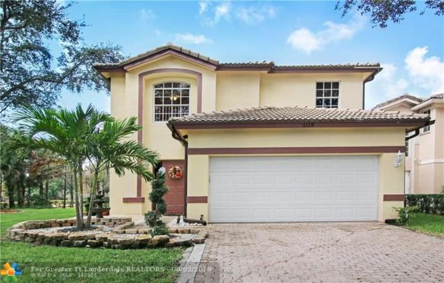 1118 NW 97th Dr, Coral Springs, FL 33071 (MLS #F10133404) :: Green Realty Properties