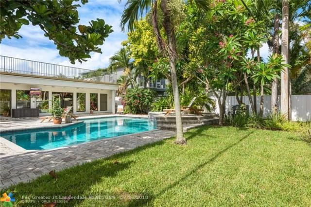 713 SE 6th Ct, Fort Lauderdale, FL 33301 (MLS #F10133407) :: Green Realty Properties