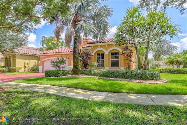 12764 SW 51st Ct, Miramar, FL 33027 (MLS #F10133474) :: Green Realty Properties