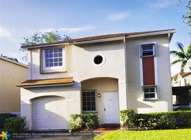 11734 NW 12th St, Pembroke Pines, FL 33026 (MLS #F10133484) :: Green Realty Properties