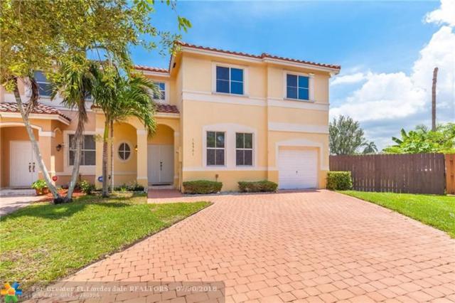 16901 SW 33rd Ct #16901, Miramar, FL 33027 (MLS #F10133576) :: Green Realty Properties