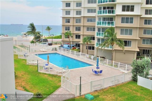 1200 N Fort Lauderdale Beach Blvd #303, Fort Lauderdale, FL 33304 (MLS #F10133615) :: Green Realty Properties