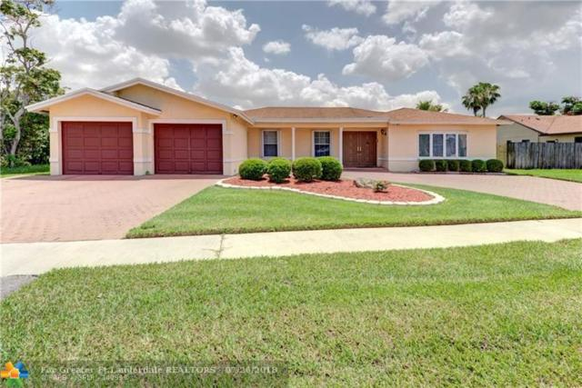 4656 NW 99th Ave, Sunrise, FL 33351 (MLS #F10133625) :: Green Realty Properties