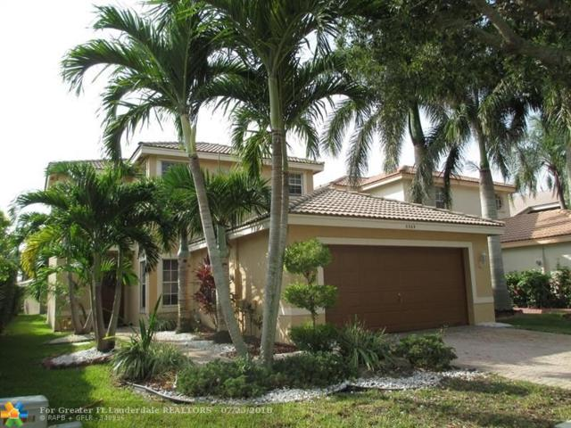 5369 NW 117th Ave, Coral Springs, FL 33076 (MLS #F10133634) :: Green Realty Properties