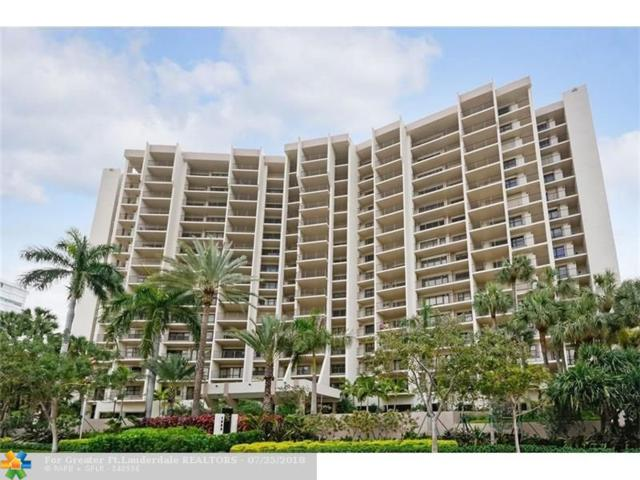 1800 S Ocean Blvd #910, Lauderdale By The Sea, FL 33062 (MLS #F10133646) :: Green Realty Properties