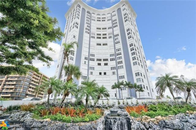 1340 S Ocean Blvd #503, Pompano Beach, FL 33062 (MLS #F10133666) :: The O'Flaherty Team