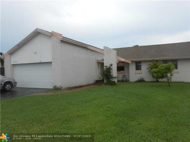 8541 NW 48th St, Lauderhill, FL 33351 (MLS #F10133710) :: Green Realty Properties