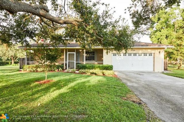 3100 SW 148th Ave, Davie, FL 33331 (MLS #F10133724) :: Green Realty Properties
