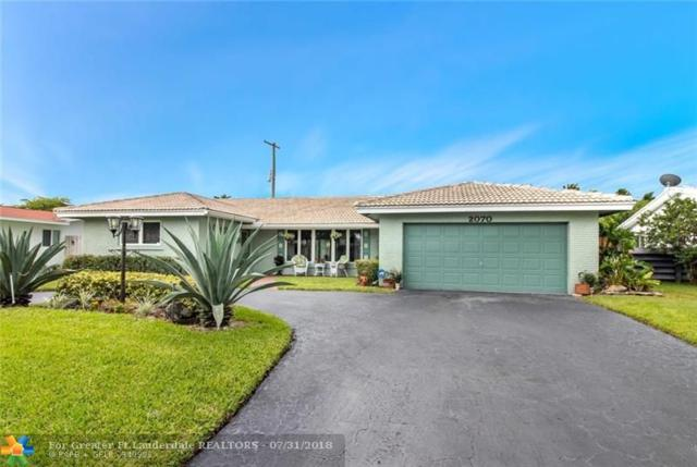 2070 NE 54th St, Fort Lauderdale, FL 33308 (MLS #F10133762) :: Green Realty Properties