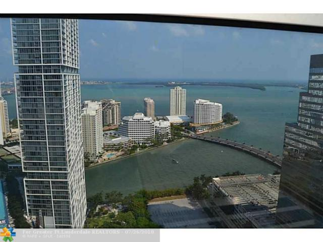 500 Brickell Av #3303, Miami, FL 33131 (MLS #F10133797) :: Green Realty Properties