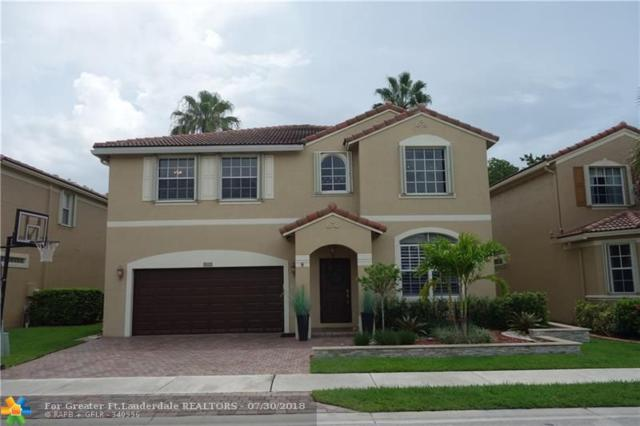 849 NW 126th Ave, Coral Springs, FL 33071 (MLS #F10133806) :: Green Realty Properties