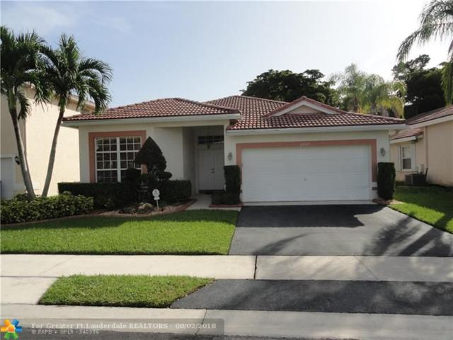 2597 NW 79th Ave, Margate, FL 33063 (MLS #F10133814) :: Green Realty Properties