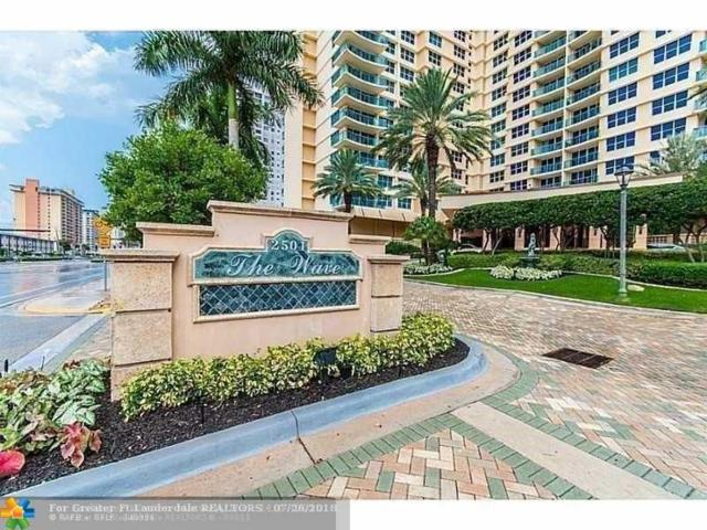 2501 S Ocean Dr #1532, Hollywood, FL 33019 (MLS #F10133857) :: Green Realty Properties