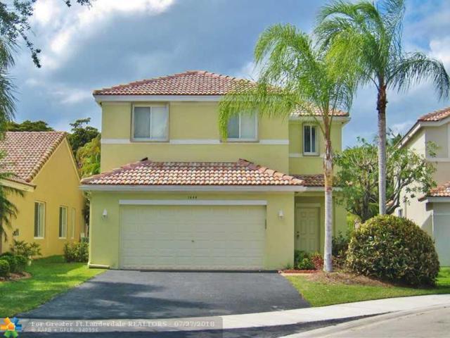 1444 Sabal Trl, Weston, FL 33327 (MLS #F10133918) :: Green Realty Properties